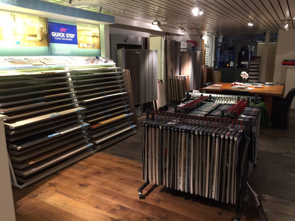 winkel trap bekleden Rotterdam