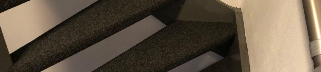 Trappen bekleden door ervaren stoffeerders in regio Rotterdam