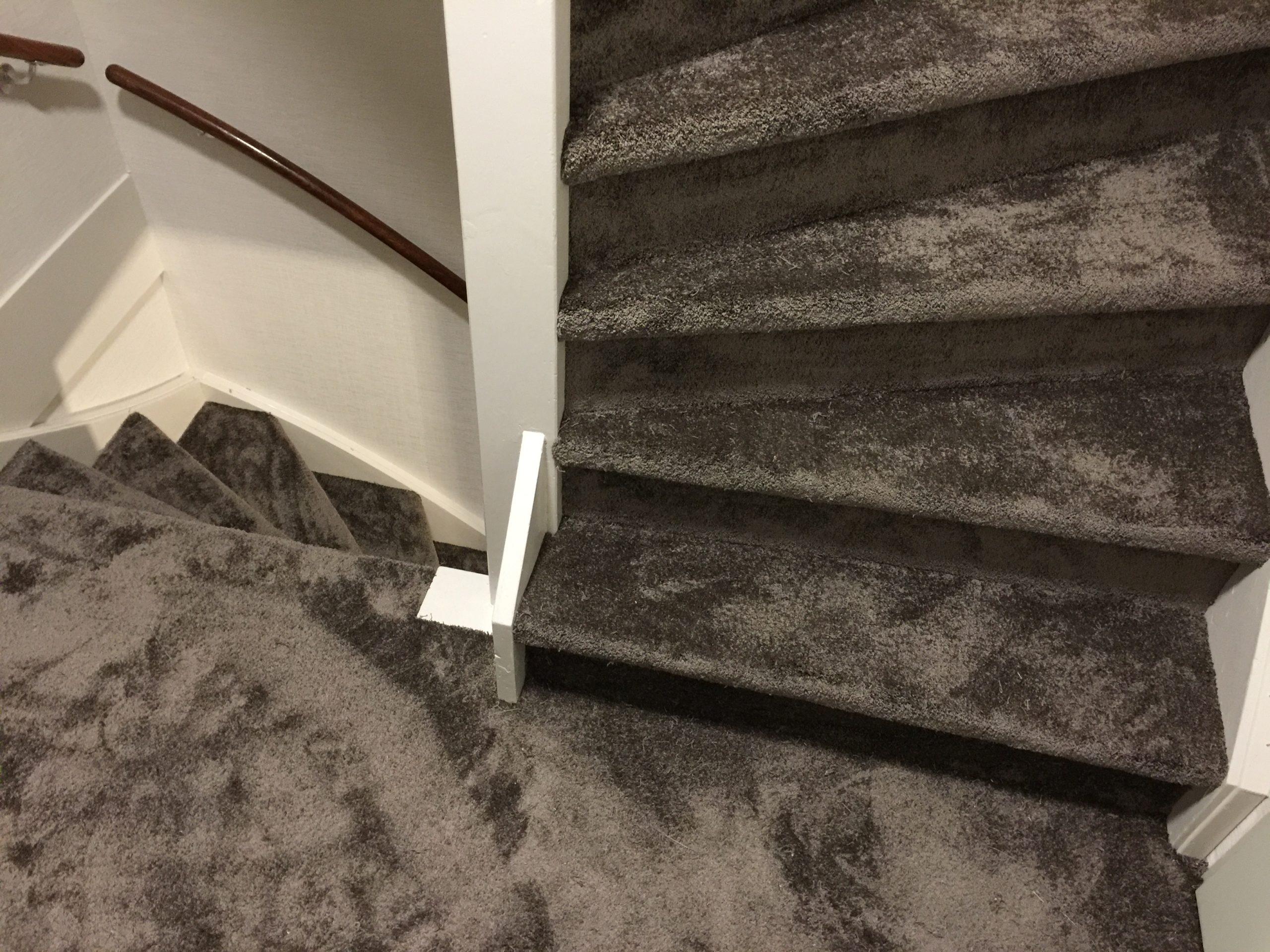 Vakkundig trappen bekleden