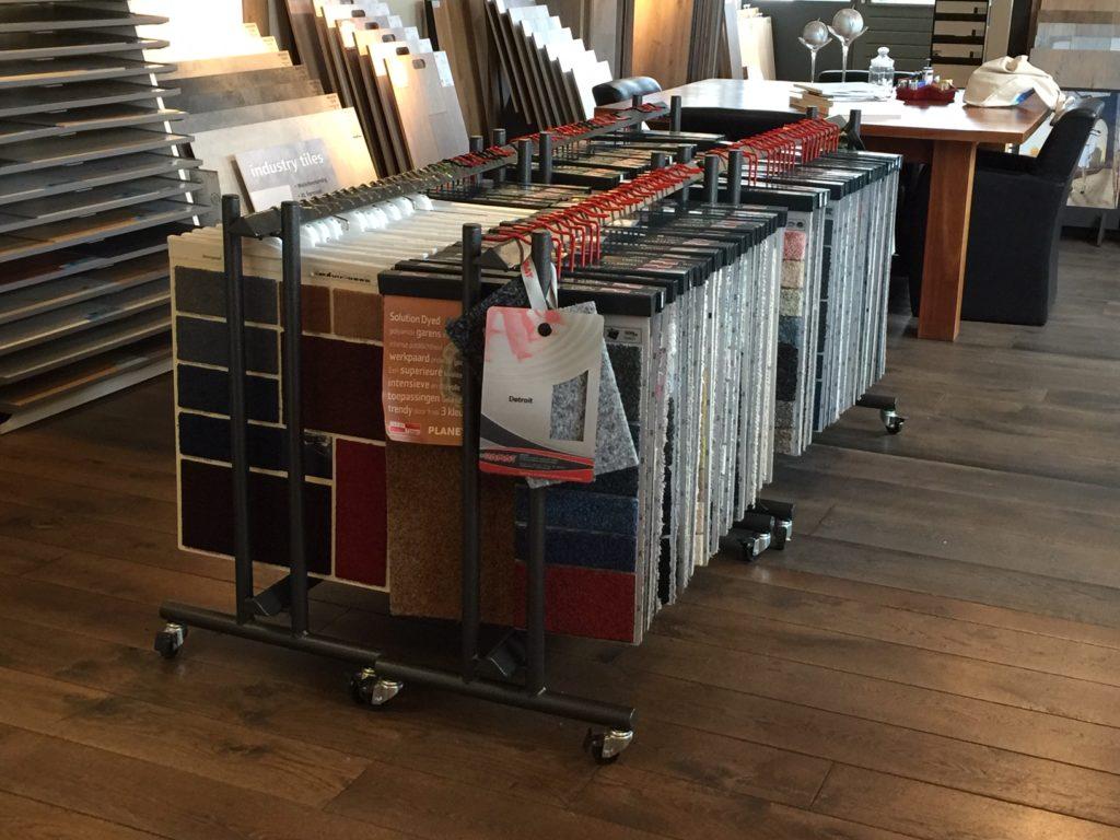 tapijt winkel voor trap bekleden Rotterdam